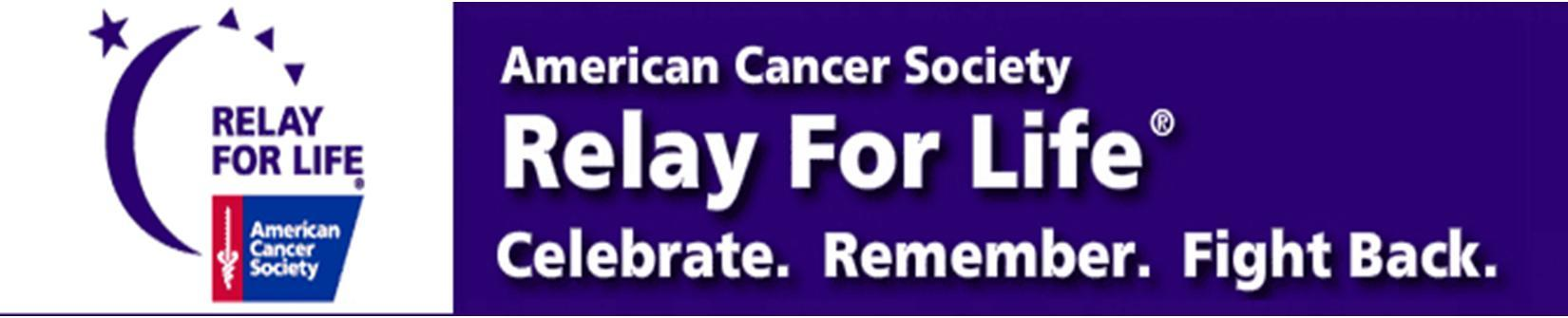 relaylogo Join Way Of Life Boot Camp team in Relay For Life!   May 17th, 2014