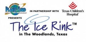 Ice Rink Logo - TX Childrens & Planet Ford