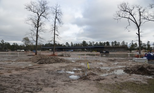 New HEB Grocery Store Being Built On Riley Fuzzel