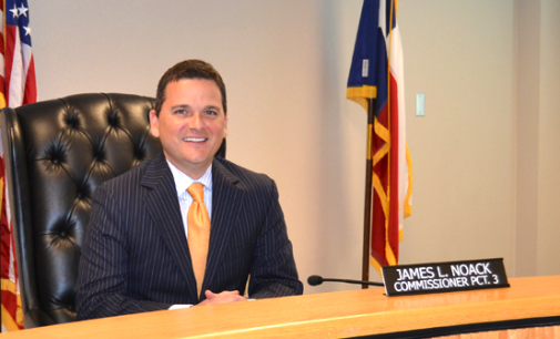 Commissioner James Noack Announces for Reelection