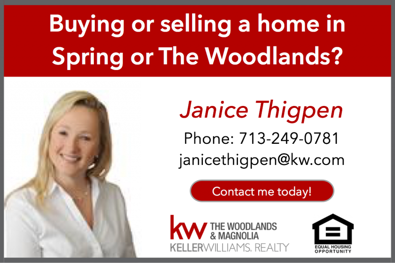 Janice Thigpen – Keller Williams Brand