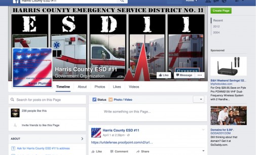 Local Government Facebook Deemed Fake; Being Investigated