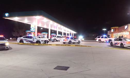 Teen Shot In Head At Tomball-Area Gas Station After Altercation