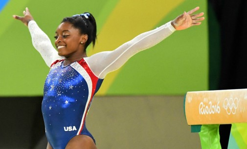 Spring Resident, Simone Biles Wins Women's All-around Gymnastics Gold In Rio