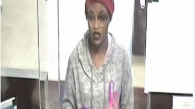 """Rayford Road Chase Bank Robbed By """"Note Point?"""""""