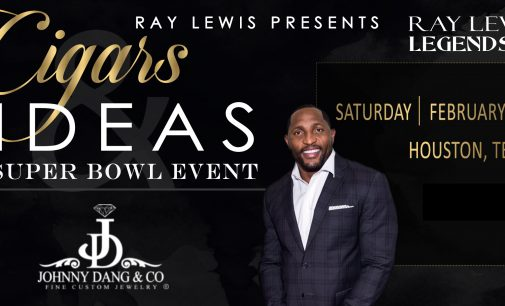Ray Lewis To Host Super Bowl Party In Houston, You're Invited!