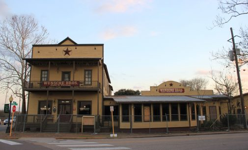 Owners of Amerigo's Grille In The Woodlands Purchase Historic Wunsche Bros Cafe
