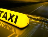 Suspect Called Taxi Cab In Attempt To Flee From Police
