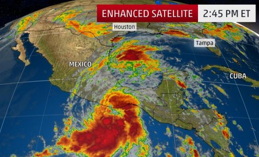Tropical Development In Gulf Of Mexico Ahead?