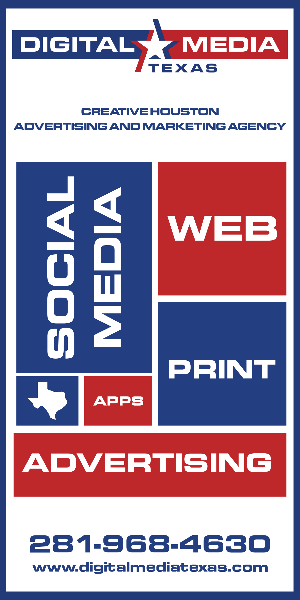 Digital Media Texas – WE DESIGN