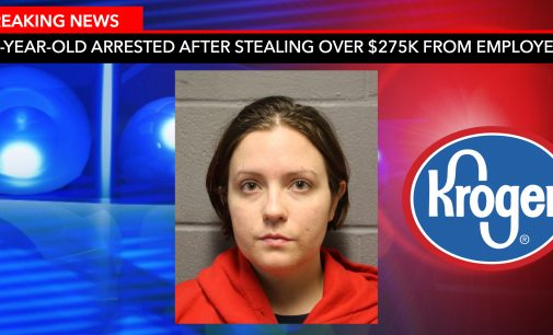 29-Year-Old Arrested After Stealing Over $275,000.00 From Employer