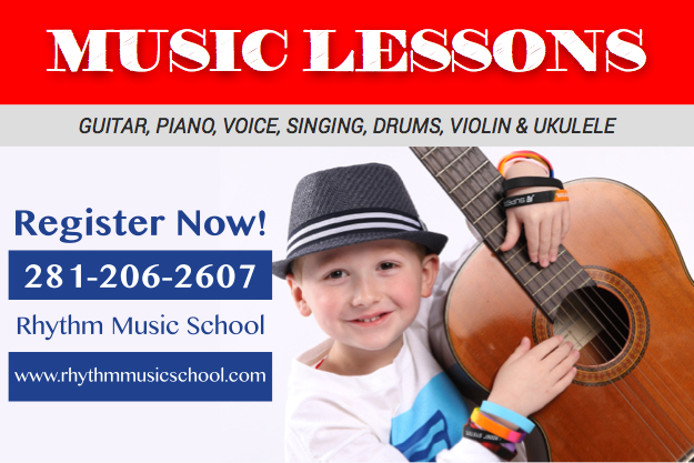 Rhythm Music School Music Lessons