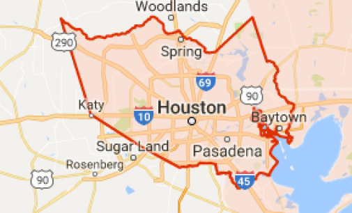 Tropical Storm Watch Issued For Harris County (Spring, Texas); 93L Gradually Moving West