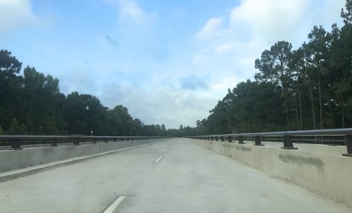 Kuykendahl Bridge At Harris/Montgomery County Line Officially Opens